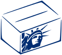 Liberty in a Box (TM) Logo